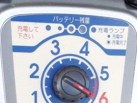 シニアカー・セニアカーのバッテリーについて